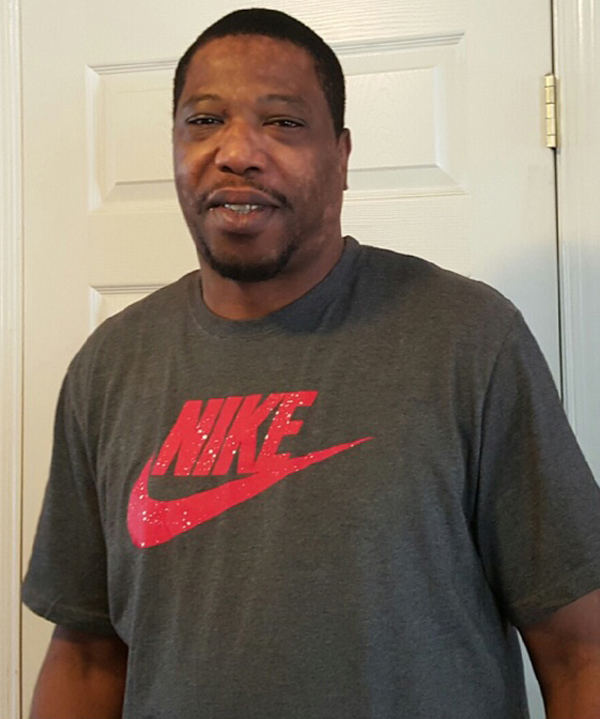 Sterling Cole died in April, just a day before his 49th birthday, after an inmate beat him at the Curran-Fromhold Correctional Facility, where they both were inmates (Provided Greg Brown)