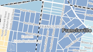 Francisville, Fairmount