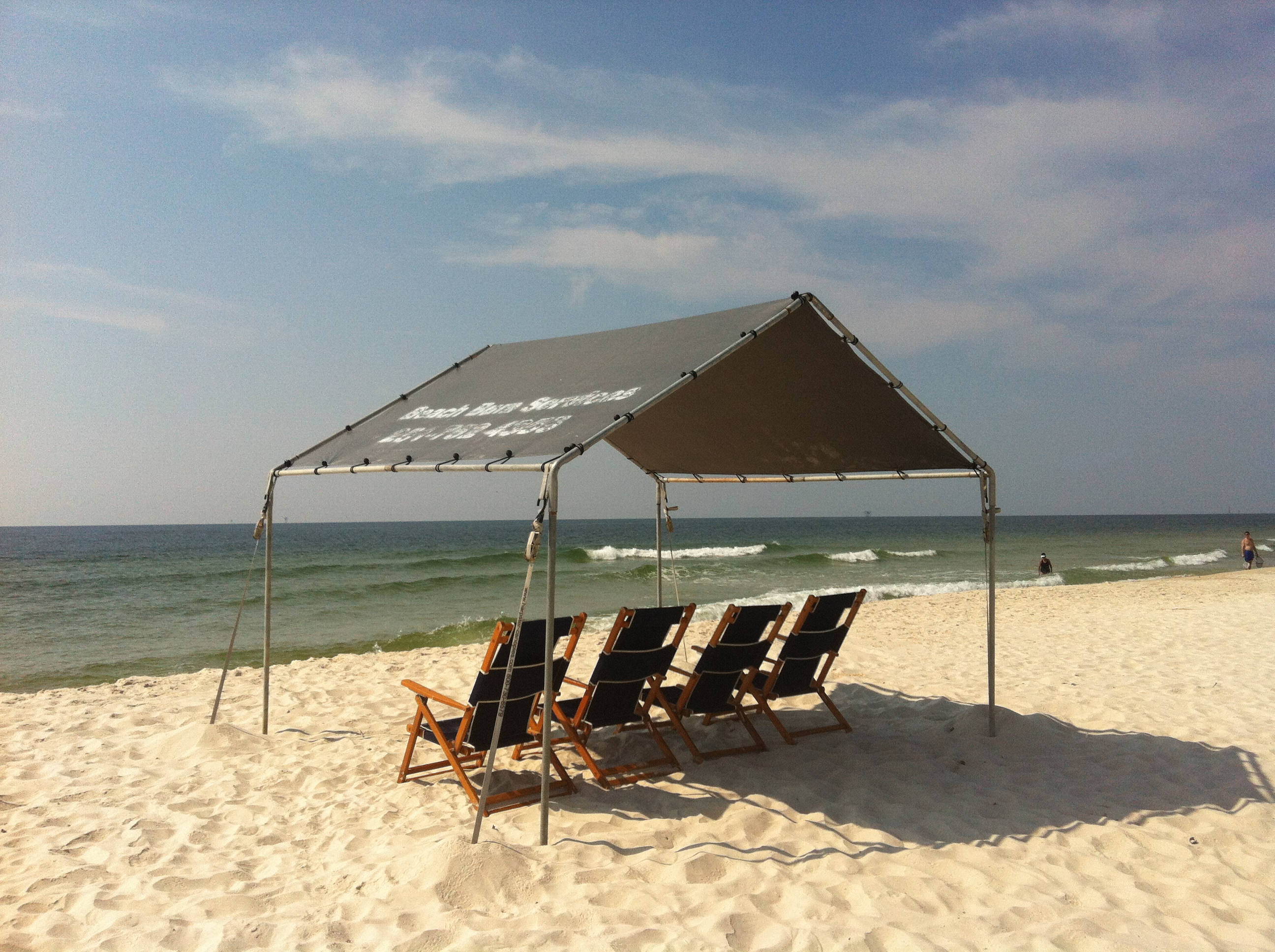 Another N J Beach Town Proposes Ban On Canopies Tents Down The