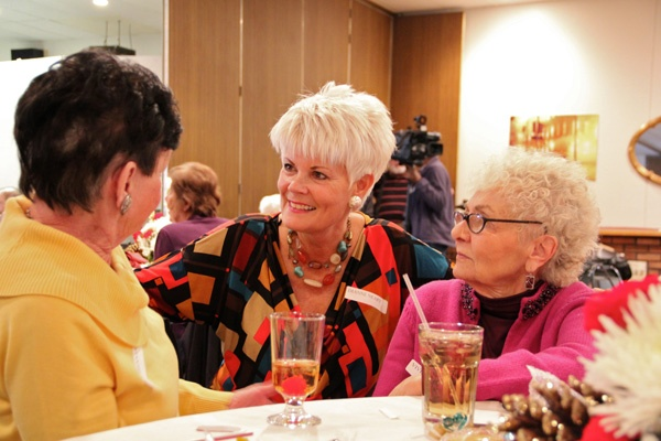 <p>&lt;p&gt;Diane Neary, whose husband Robert died in a warehouse fire in April, attends the annual Thanksgiving luncheon for the widows of firefighters. She is accompanied by Alice Brennan (left) and Vivian Jordan. (Emma Lee/for NewsWorks)&lt;/p&gt;</p>