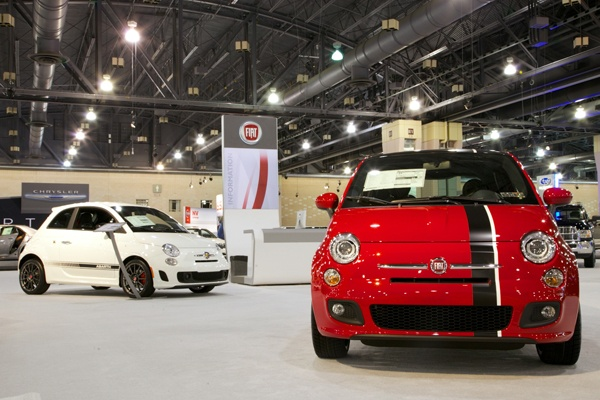 <p><p>The new Fiat gets 34mpg city and 40mpg hight-way with its 1.4 Liter inline 4 cylinder multi-air engine. (Nathaniel Hamilton/for NewsWorks)</p></p>