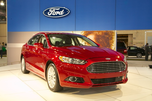 <p><p>The Ford Fusion got best in class fuel economy at an average of 47mpg. It has three engine options: 2.0L, 1.6L and the Hybrid. (Nathaniel Hamilton/for NewsWorks)</p></p>
