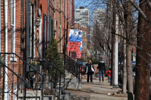 <p><p>Second Street in Philadelphia's Queen Village neighborhood, where taxes are generally likely to rise. (Emma Lee/for NewsWorks)</p></p>
