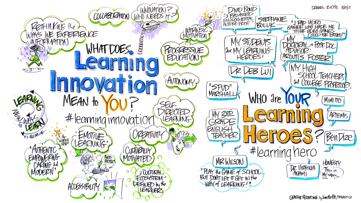 it takes a learning hero to break out of the education pipeline  it takes a learning hero to break out of the education pipeline speak easy learning innovation education whyy