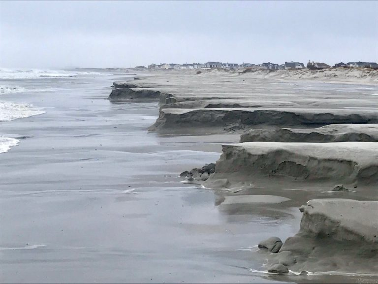 Wind And Tides Not Snowfall The Big Problems On The Jersey Shore