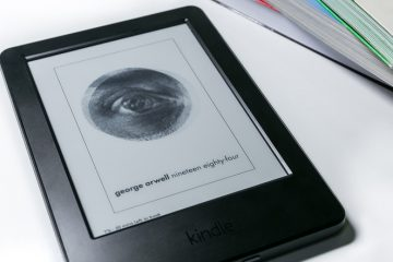 The cover of 'Nineteen Eighty-Four' by George Orwell, E-book version on Amazon Kindle. (<a href='https://www.bigstockphoto.com/image-167953394/stock-photo-hilton-head-island%2C-sc%2C-usa-january-31-2017%3A-cover-of-nineteen-eighty-four-%281984%29-by-george-orwell%2C-e-book-version-on-amazon-kindle-e-reader-7th-edition'>keysersoze27</a>/Big Stock Photo)