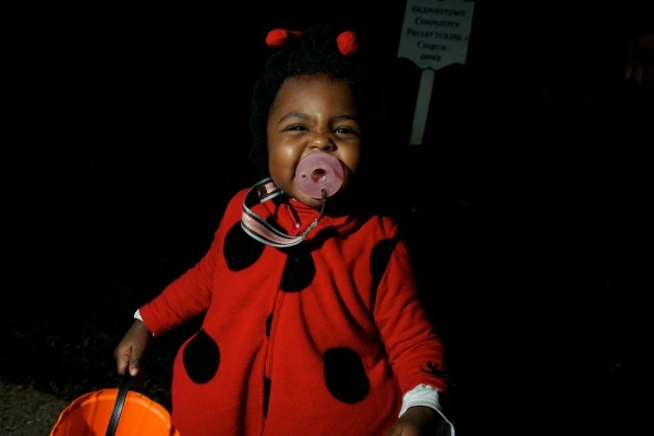 <p><p>39. 18-month-old Elize Byerd dressed as a ladybug for Halloween. (Bas Slabbers/for NewsWorks)</p></p>
