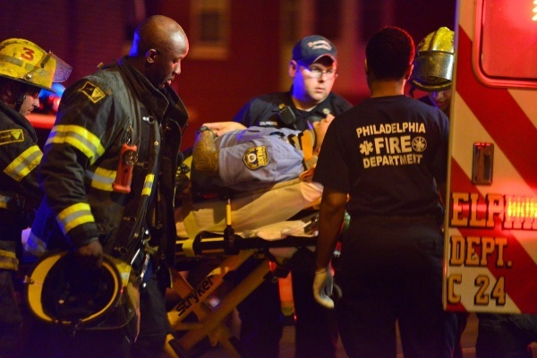 <p>&lt;p&gt;42. A 39th Police District officer was taken to the hospital early Thursday morning following a car accident in Nicetown. (Bas Slabbers/for NewsWorks)&#xA0; &lt;/p&gt;</p>