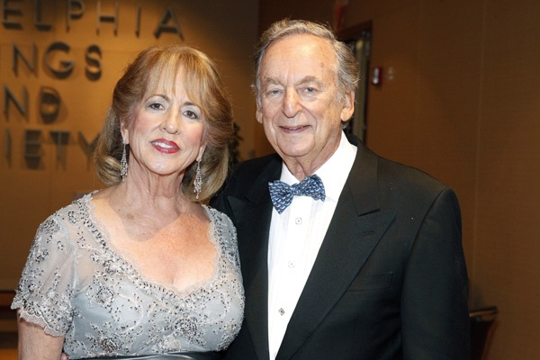 <p><p>Abramson Center Pre-Ball Party hosts Harriet Lassin, Abramson Center Auxiliary member, and her husband Ronald Lassin,AbramsonCentertrustee (Photo courtesy of Scott Weiner)</p></p>