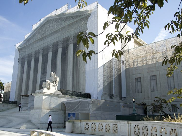 The U.S. Supreme Court (AP Photo/Carolyn Kaster, File)