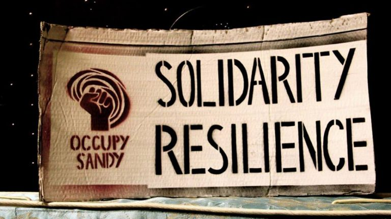 (Photo from Occupy Sandy Facebook page)