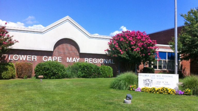 Cape May students attend the Lower Cape May Regional School District.