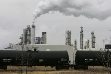 A 2008 File Photo of the Paulsboro Refinery, now owned by by PBF Energy (AP Photo/Mel Evans)