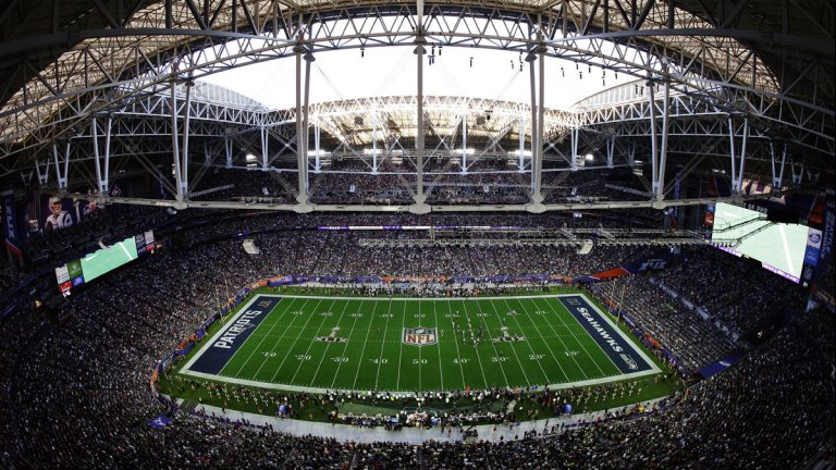 Congressman LoBiondo says it's time to bring sports betting out of the shadows of the Super Bowl. (AP Photo/Morry Gash)