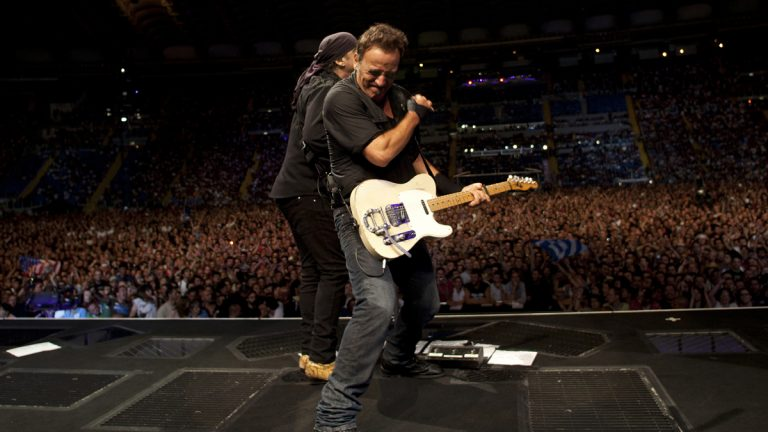 Bruce Springsteen(Courtesy of the Jo Lopez)