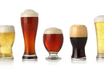 Beer is an alcoholic drink made from yeast-fermented malt flavored with hops. (Big Stock photo)