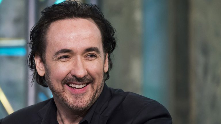 June 4, 2015 photo of actor John Cusack appearing at  AOL's BUILD Speaker Series. (Photo by Charles Sykes/Invision/AP)