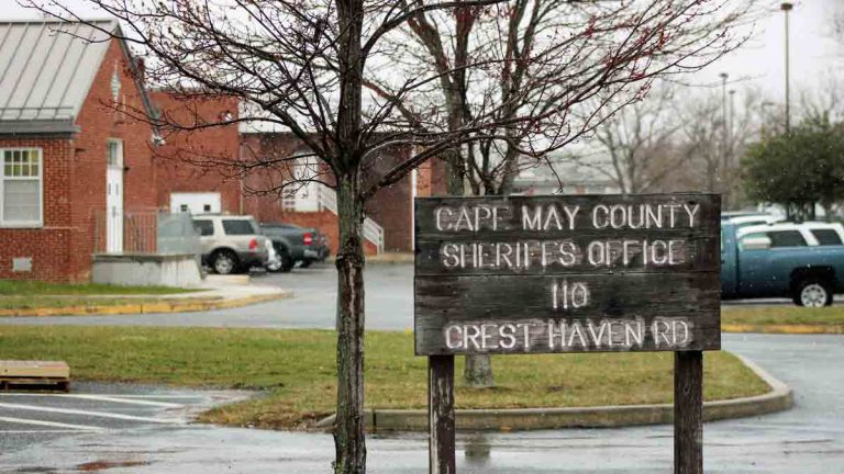 The Cape May County Sheriff's Office. (Bill Barlow/for NewsWorks)