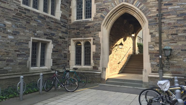 Princeton University's campus. (Alan Tu/WHYY. file photo)