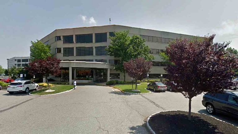 Rutgers clinic is located at its Edison Metroplex building. (Image via Google Maps)