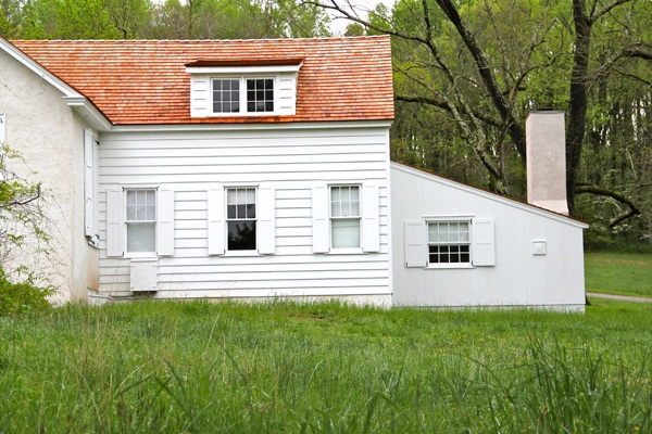 The Chadds Ford studio of Andrew Wyeth will soon be open for tours. (Emma Lee/for NewsWorks)
