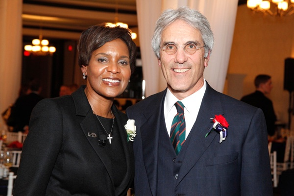 <p>&lt;p&gt;Americanism Award honoree Rosemary Turner, and ADL board member and development chair Andrew Goldman (Photo courtesy of Scott Weiner)&lt;/p&gt;</p>