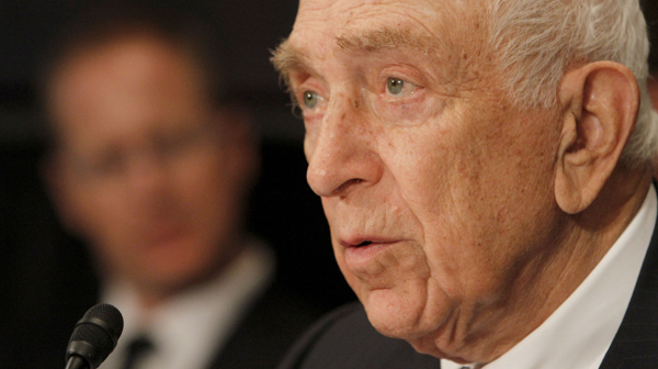 With Lautenberg's passing, N.J.'s federal clout likely to ebb (Jacquelyn Martin/AP Photo, file)
