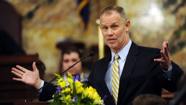 The Pennsylvania House is expected to elect Rep. Mike Turzai as its Speaker Tuesday. (AP file photo)