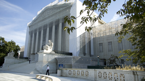Both sides of same-sex marriage debate eagerly await Supreme Court ruling (Carolyn Kaster/AP Photo, File)