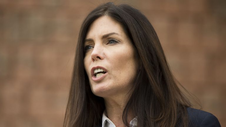 State Supreme Court justices highlighted the absence of an independent prosecutor law when they rejected embattled Attorney General Kathleen Kane's bid to dismiss an investigation into her activity. (AP file photo)
