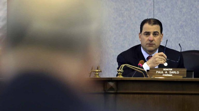 New Jersey Senate Budget Committee chairman Paul Sarlo said difficult decisions await lawmakers.