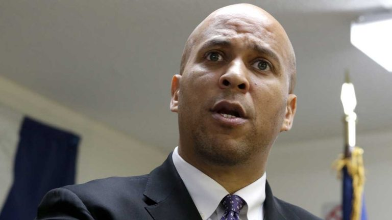 U.S. Sen. Cory Booker unveiled a bipartisan bill Tuesday that would end the federal prohibition on medical marijuana. (AP file photo)