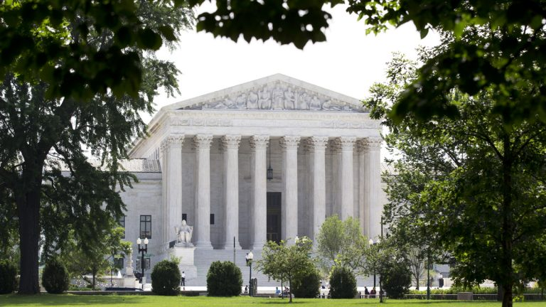 A decision from the U.S. Supreme Court on  subsidies for health insurance is expected any day. (Manuel Balce Ceneta/AP Photo)