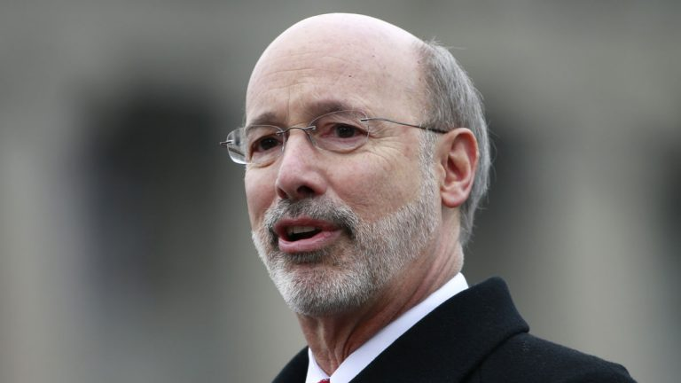 Pennsylvania Gov. Tom Wolf will allow a bill to become law that weakens teacher seniority and gives school districts more flexibility in their rationale for making layoffs. (AP)