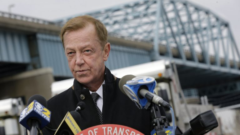 New Jersey Department of Transportation Commissioner Jamie Fox has warned the Christie administration and state lawmakers that failing to raise revenues for road and bridge repairs and replacement will have dire consequences. (AP file photo)