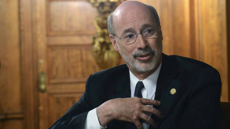 Gov. Tom Wolf's administration has vigorously disputed the IFO finding that the governor's spending plan would stick even the poorest Pennsylvanians with a tax increase. (AP file photo)