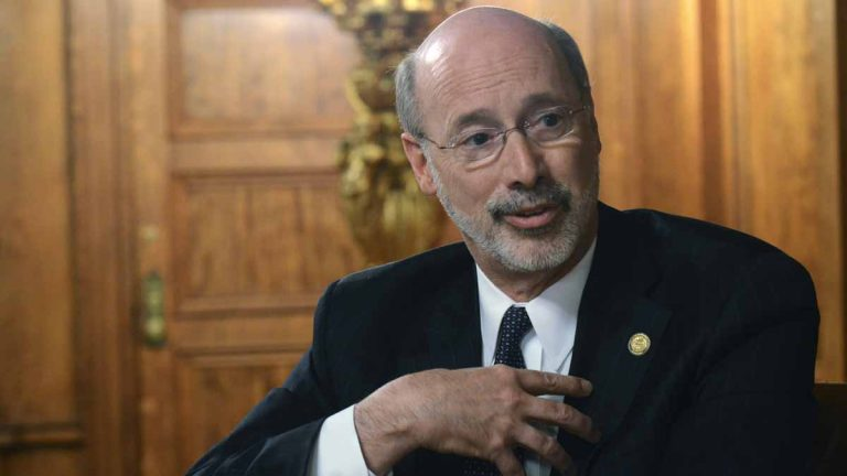 Though he and  GOP lawmakers are far apart on a spending plan, Gov. Tom Wolf says it's not too late to expect a timely Pennsylvania  budget – adding that punctuality isn't his only goal.
