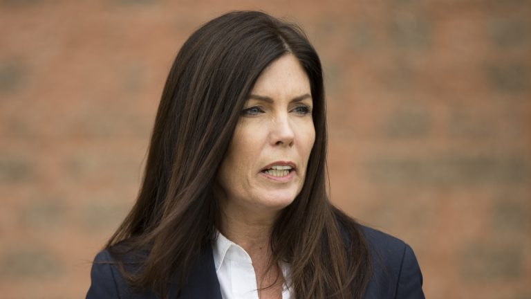 Former Pennsylvania Attorney General Kathleen Kane (AP file photo)