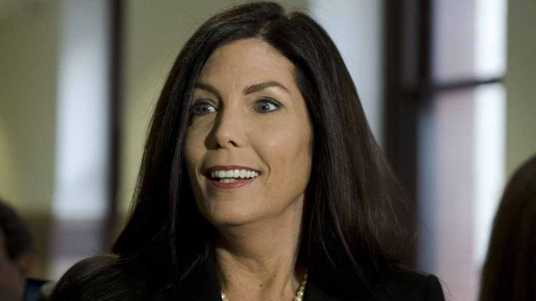 A recent Harper Polling survey of Pennsylvania voters finds most view state Attorney General Kathleen Kane unfavorably. (AP file photo)