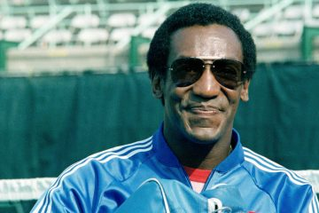 Comedian Bill Cosby is seen, 1977, place unknown.  (AP Photo)