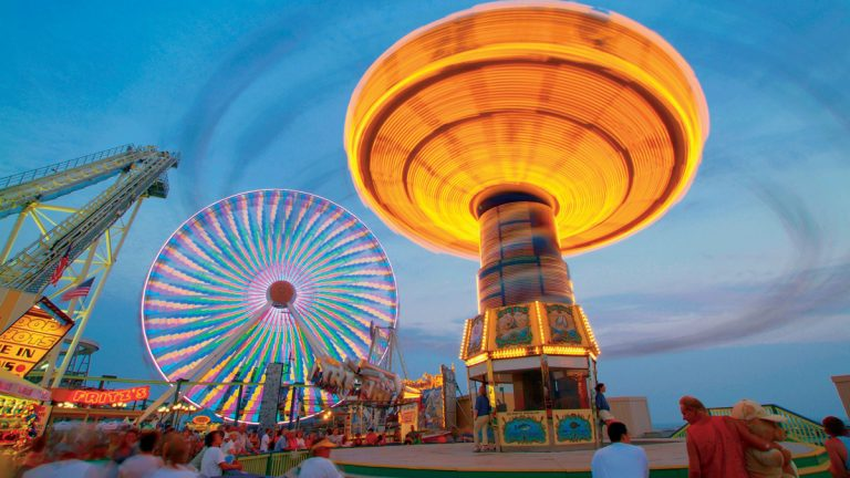 Attractions such as The Wildwoods boardwalk could get more attention if a measure in the New Jersey Legislature succeeds in dedicating more funds to promoting tourism