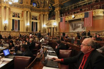 A move  in the Pennsylvania House to expand protections under the state's law against hate crimes is again meeting opposition. (AP file photo)