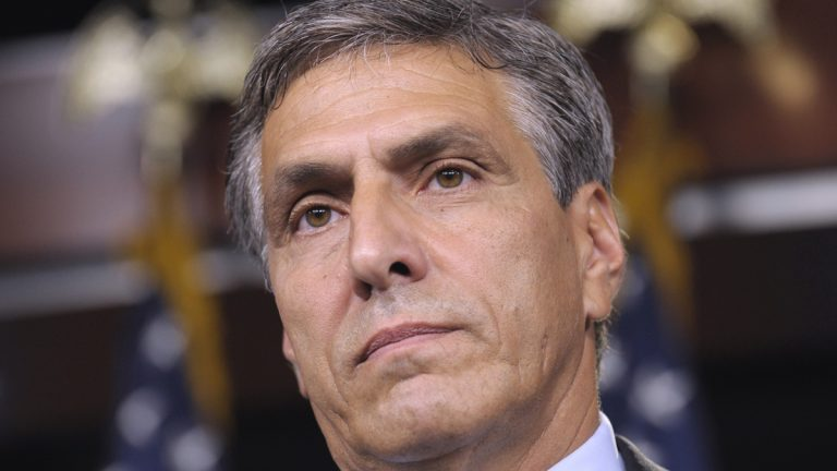 U.S. Rep. Lou Barletta, who favors a reversal of the Supreme Court decision legalizing abortion, plans to make that a campaign issue in his quest to unseat U.S. Sen. Bob Casey. (AP file photo)