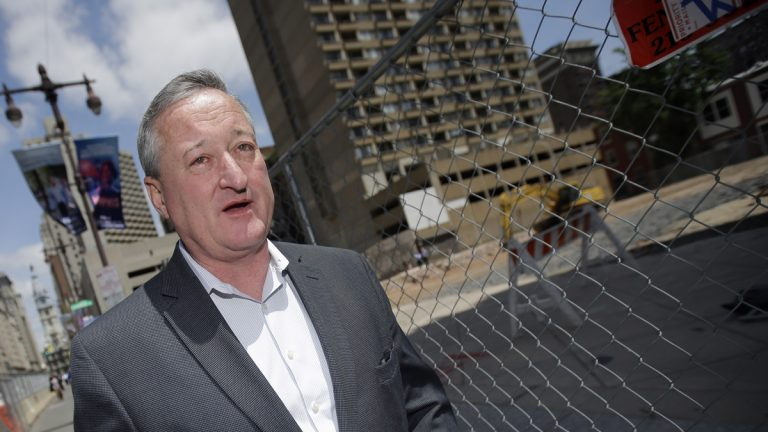 Jim Kenney, the Democratic nominee for Philadelphia mayor, says resumes have been pouring into his office. (AP file photo)