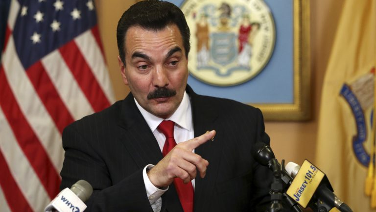 Assembly Speaker Vinnie Prieto says legislation under consideration would help low-wage earners in New Jersey. (AP photo/ Mel Evans)