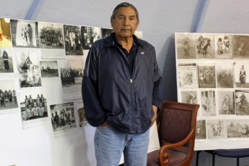 Russell Eagle Bear, a member of the Rosebud Sioux Tribe, has also looked into claiming the remains of some of his tribe's children who died at the Carlisle School. (AP file photo)