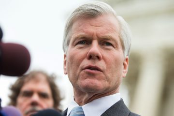 The corruption conviction of former Virginia Gov. Bob McDonnell was overturned Monday by the U.S. Supreme Court. (AP Photo/Andrew Harnik