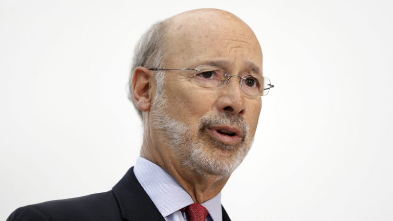 Gov. Tom Wolf initially called for a special legislative session in June to address the opioid abuses crisis. But with only a handful of voting days before the election