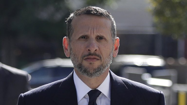 David Wildstein, the prosecution's star witness, took the stand for the entire second week of the Bridgegate trial in federal court in Newark, New Jersey. (AP photo/Julio Cortez)