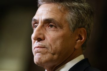 U.S. Rep. Lou Barletta, R-Pennsylvania, says the U.S. is  taking cyberattacks and cybersecurity seriously. Other federal lawmakers say the threat is constantly evolving and needs a comprehensive and consolidated approach. (AP file photo)